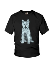 NYX - Akita Bling - 1303 Youth T-Shirt thumbnail