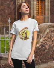 American Staffordshire Terrier Camp Mau White Classic T-Shirt apparel-classic-tshirt-lifestyle-06