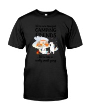 Camping - Unicorn bang Classic T-Shirt tile