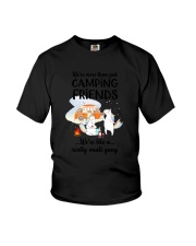 Camping - Unicorn bang Youth T-Shirt thumbnail