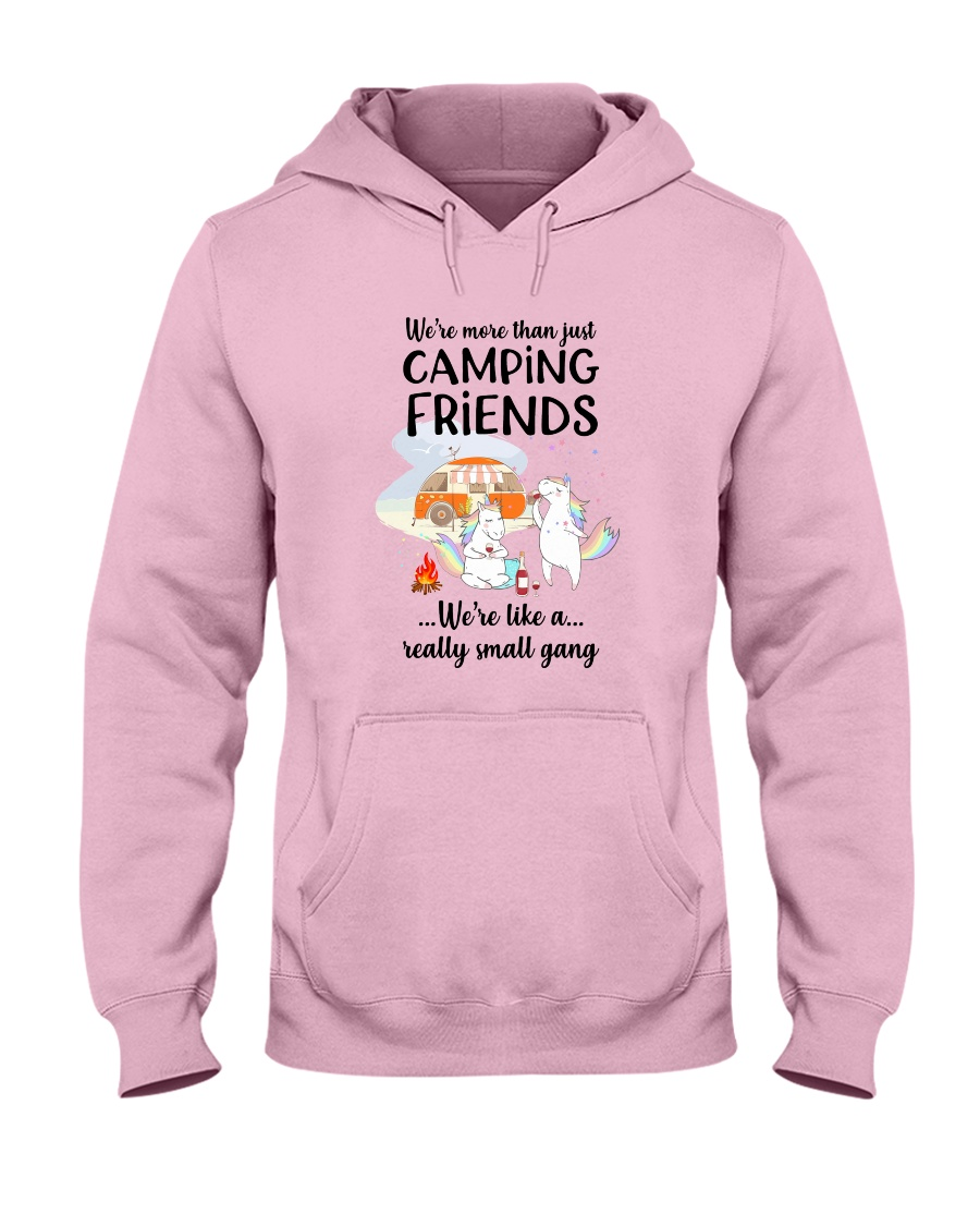 Camping - Unicorn bang Hooded Sweatshirt