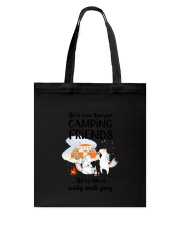 Camping - Unicorn bang Tote Bag thumbnail