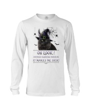 Black Cat Glorious Morning Long Sleeve Tee thumbnail
