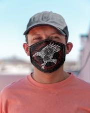Viking Raven H28845 Cloth face mask aos-face-mask-lifestyle-06