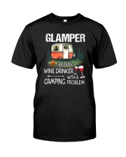 Camping Glamper Classic T-Shirt front