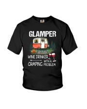Camping Glamper Youth T-Shirt thumbnail