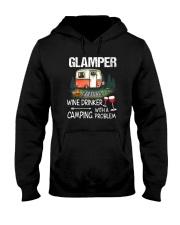 Camping Glamper Hooded Sweatshirt thumbnail