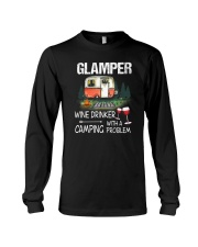 Camping Glamper Long Sleeve Tee thumbnail