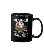 Camping Glamper Mug thumbnail