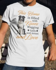 House Filled With Border Collie Classic T-Shirt apparel-classic-tshirt-lifestyle-28