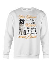 House Filled With Border Collie Crewneck Sweatshirt thumbnail