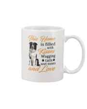 House Filled With Border Collie Mug thumbnail