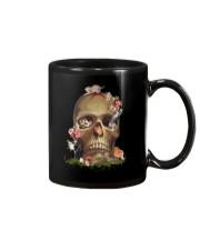 Cool Cat And Skull Mug thumbnail