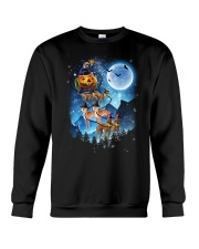 Greyhound - Witch sleigh Crewneck Sweatshirt front