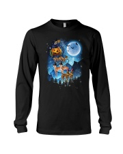 Greyhound - Witch sleigh Long Sleeve Tee thumbnail