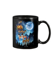 Greyhound - Witch sleigh Mug thumbnail