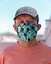 Tropical Bigfoot H30731 Cloth face mask aos-face-mask-lifestyle-06