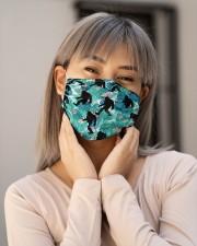 Tropical Bigfoot H30731 Cloth face mask aos-face-mask-lifestyle-17