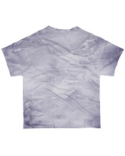 Louisiana State Flag T5TO All-over T-Shirt back