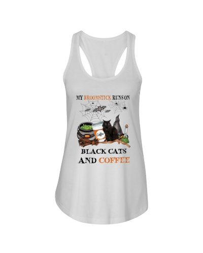 Black Cat Runs On