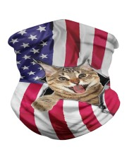 Cat USA Flag H28862 Neck Gaiter thumbnail