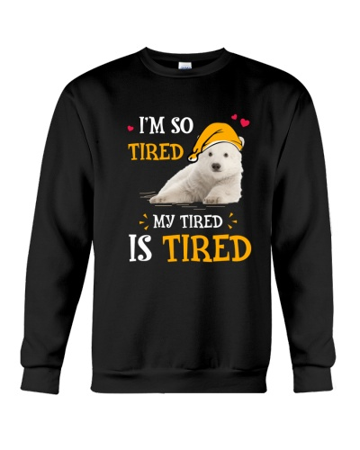 Polar Bear I'm So Tired