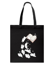 Rabbit Book Tote Bag thumbnail