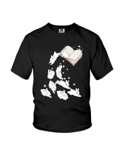 Rabbit Book Youth T-Shirt tile