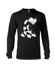 Rabbit Book Long Sleeve Tee thumbnail
