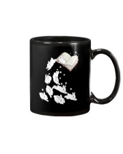 Rabbit Book Mug tile