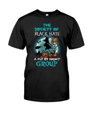 Tibetan Mastiff Fly By Night Classic T-Shirt thumbnail