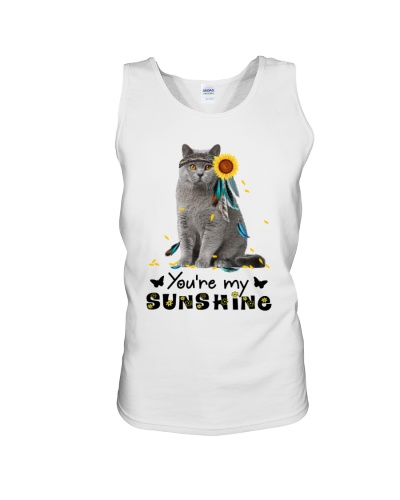 Cat - You are my sunshine