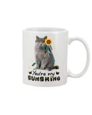 Cat - You are my sunshine Mug thumbnail