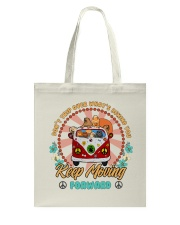 Chow Chow Keep Moving Forward T5TO Tote Bag thumbnail