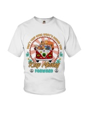 Chow Chow Keep Moving Forward T5TO Youth T-Shirt thumbnail