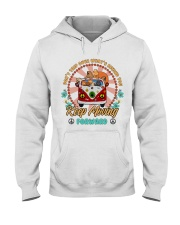 Chow Chow Keep Moving Forward T5TO Hooded Sweatshirt thumbnail