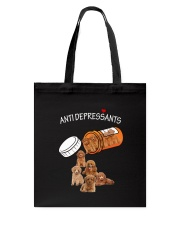 Poodle Anti Tote Bag thumbnail