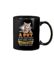 Cat A Pet Mug thumbnail