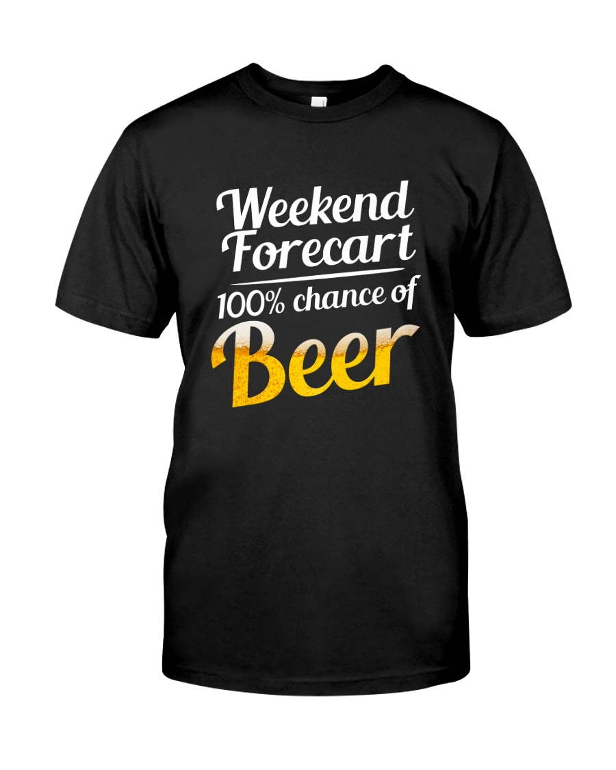 Beer For Weekend Classic T-Shirt