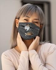 Shetland Sheepdog Striped T8214 Cloth face mask aos-face-mask-lifestyle-17