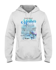 Family To My Great Mother Hooded Sweatshirt thumbnail
