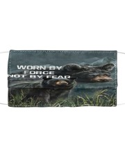 Bear Lover G82610 Cloth face mask front