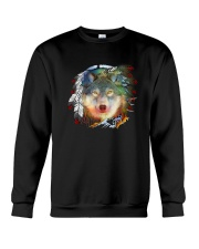 Wolf Color Crewneck Sweatshirt thumbnail