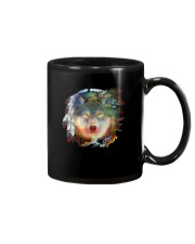 Wolf Color Mug tile