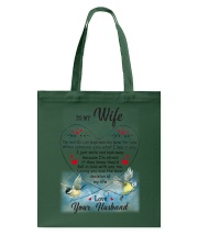 Family My Loving Wife Tote Bag thumbnail