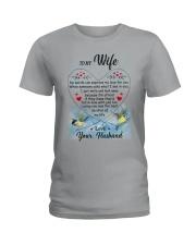 Family My Loving Wife Ladies T-Shirt thumbnail