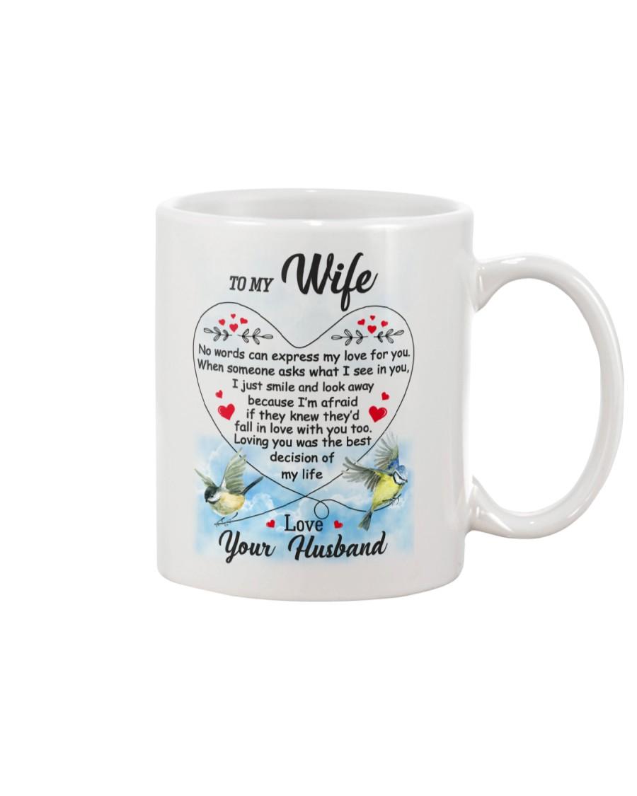 Family My Loving Wife Mug