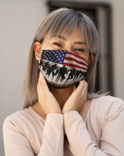 Hockey USA Flag T824 Cloth face mask aos-face-mask-lifestyle-17
