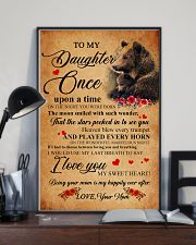 Family Bear Daughter 11x17 Poster lifestyle-poster-2