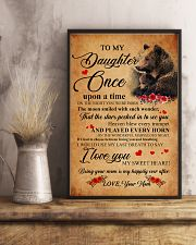 Family Bear Daughter 11x17 Poster lifestyle-poster-3